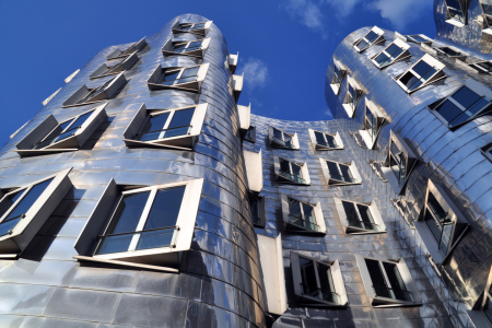 Picture no: 10281363 Gehry Architecture Created by: MSPictures
