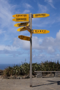 Picture no: 10281821 Wegweiser Cape Reinga Created by: timberline