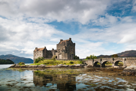 Picture no: 10288029 Eilean Donan Castle - Highlands Schottland Created by: Reiner Würz