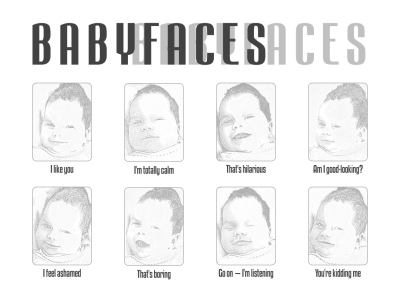 Picture no: 10288797 Babyfaces englisch Created by: sanpelg