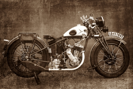 Picture no: 10297025 OD TS 50 Baujahr 1935 500ccm  (Ostner Dresden) Created by: gabii40