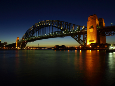 Picture no: 10297973 Sydney Harbour Bridge Created by: Melanie Viola
