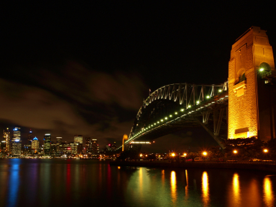 Picture no: 10298145 Sydney Harbour Bridge Created by: Melanie Viola