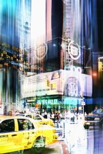 Picture no: 10309905 Times Square - New York City Created by: Galerie-Fotoeffekt
