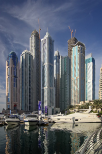 Picture no: 10323935 Dubai Marina Created by: FotoDeHRO