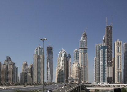 Picture no: 10323943 Dubai Marina Created by: FotoDeHRO