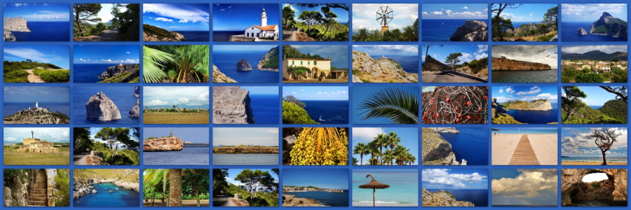 Picture no: 10338801 Collage Mallorca Created by: fotoping