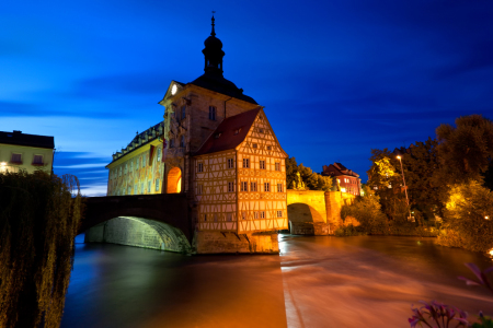 Picture no: 10350021 Brückenrathaus, Bamberg, Bayern Created by: janschuler