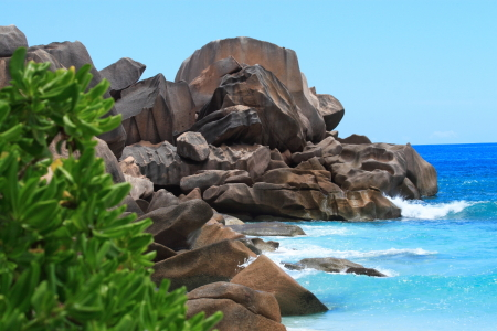 Picture no: 10369805 Petite Anse, La Digue, Seychellen Created by: stone12683