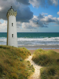 Picture no: 10371139 Der Leuchtturm in der Finistere Created by: Mausopardia
