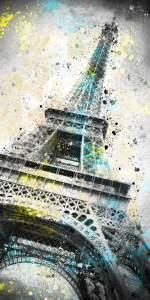 Picture no: 10375373 City Art PARIS Eiffelturm Created by: Melanie Viola