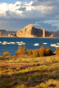 Picture no: 10381049 Sonnenuntergang - Lake Powell Created by: UCH