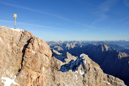 Picture no: 10381181 Zugspitze Panorama Created by: Marcel Wenk