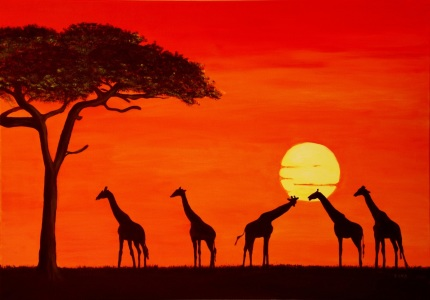 Picture no: 10391083 Sonnenuntergang Created by: Petra Koob