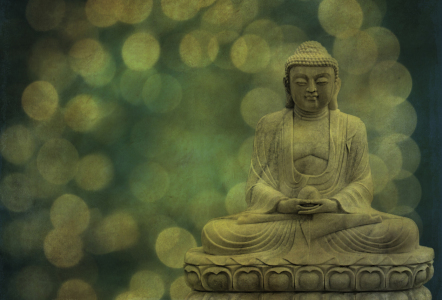Picture no: 10399747 buddha Licht (Gold) Created by: hannes cmarits