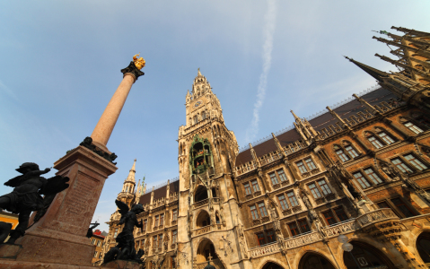 Picture no: 10410143 Neues Rathaus München Created by: Buellom