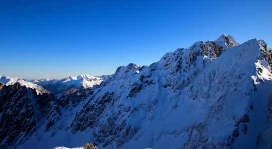 Picture no: 10413025 Tirol  - Karwendel im Winter  Created by: wompus