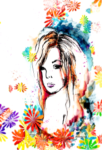 Picture no: 10417301 Faces...  #05 Created by: Sandra Riedel