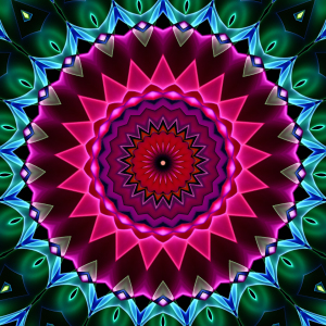 Picture no: 10418725 Yantra - Mandala Created by: DagmarMarina