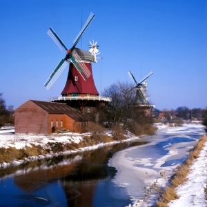 Picture no: 10438892 Greetsieler Winteridylle Created by: Ostfriese