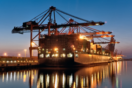 Picture no: 10458498 Hamburger Hafen Created by: Licht-Werk