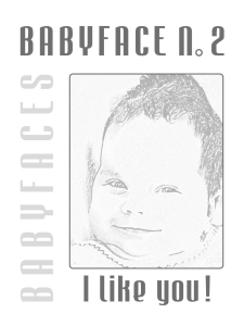 Picture no: 10463438 Babyface No 2 english Created by: sanpelg