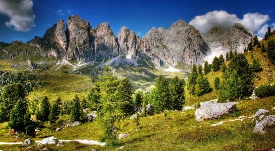 Picture no: 10470972 Geisler  dolomiten Created by: clermac
