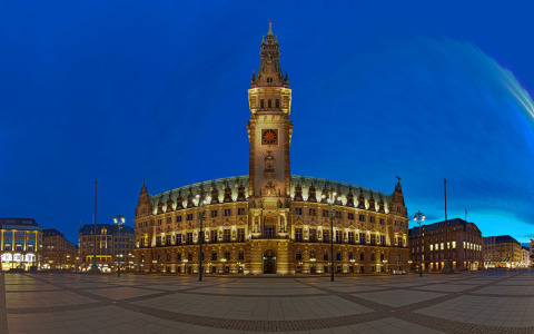 Picture no: 10483566 Hamburger Rathaus Created by: Klaus Kehrls