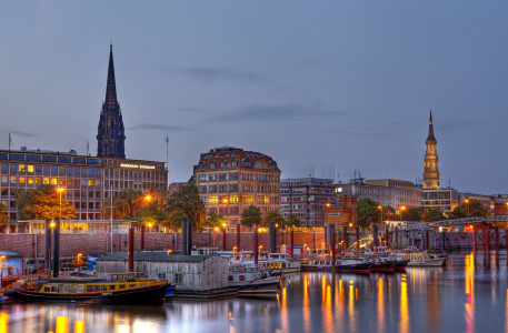 Picture no: 10485182 Binnenhafen Created by: Klaus Kehrls