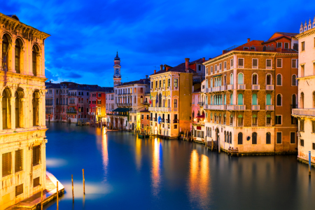 Picture no: 10485586 VENEDIG 01 - Der Canal Grande Created by: Tom Uhlenberg