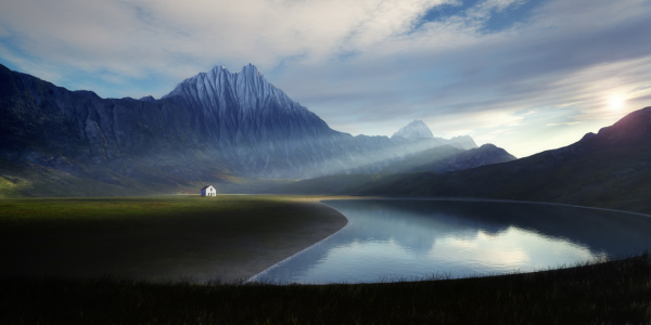 Picture no: 10495817 Lonely House Created by: magann