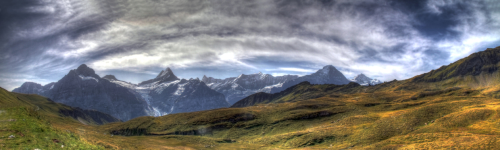 Picture no: 10500255 Alpen-Panorama Created by: Gerhard Albicker
