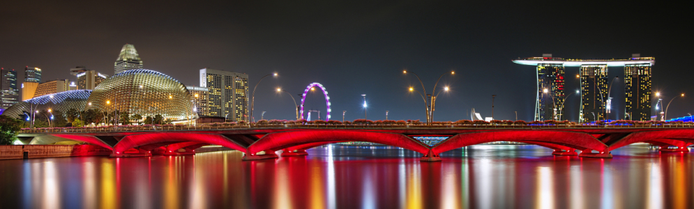 Picture no: 10518323 Red Singapore Delight Panorama Created by: Miho Birimisa