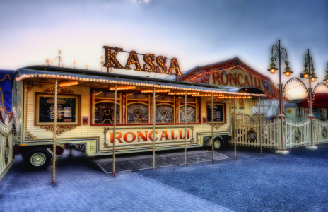 Picture no: 10536327 Zirkus - Kassa Created by: Markus Will