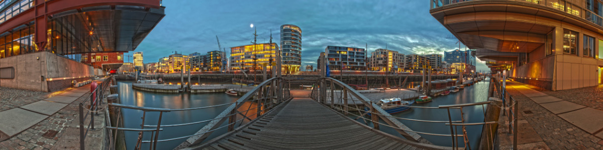 Picture no: 10550737 Panorama Hafencity Created by: Klaus Kehrls
