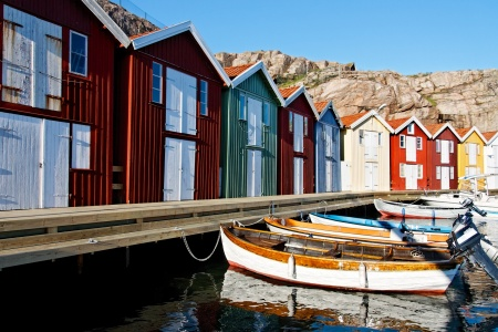 Picture no: 10572283 Smögen Harbour Created by: rowiPhoto