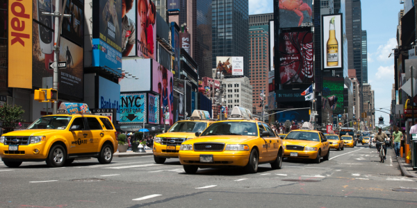 Picture no: 10580095 New York Yellow Cabs Created by: hannes cmarits
