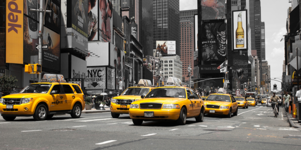Picture no: 10580099 New York Yellow Cabs ck Created by: hannes cmarits
