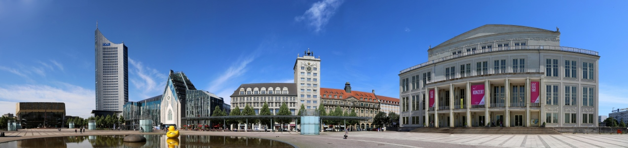 Picture no: 10580311 Leipzig City-Panorama Created by: Marcel Schauer