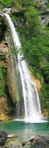 Picture no: 10581209 Wasserfall beim Fluss Palvico Norditalien Created by: Mausopardia