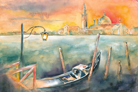 Picture no: 10584803 Venedig am Abend Created by: JitkaKrause