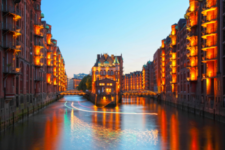 Picture no: 10601770 Speicherstadt Created by: FotoDeHRO