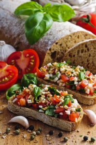 Picture no: 10605392 Italienische Bruschetta Created by: Christian Draghici