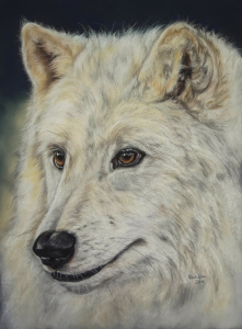 Picture no: 10611024 Arktis Wolf Created by: Frenken-Art