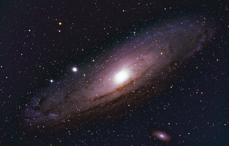 Picture no: 10625712 Andromeda Galaxy M31 I Created by: LexPics