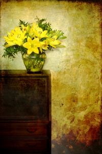 Picture no: 10627810 Yellow Lily Created by: yammay
