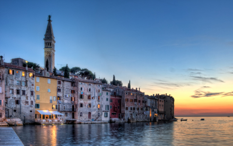 Picture no: 10629360 Abendstimmung in Rovinj Created by: Bernd1959