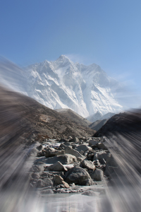 Picture no: 10639262 Lhotse-Dynamik Created by: Gerhard Albicker