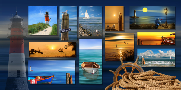 Picture no: 10640558 Maritime Collage  Created by: Mausopardia