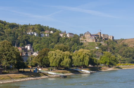 Picture no: 10649060 Burg Rheinfels bei St. Goar Created by: Erhard Hess